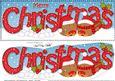 Large Dl Christmas Bobbin Robins 3D Decoupage