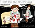 3D on the Shelf Card Kit - Painter & Decorator Benjamin