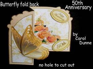 Butterfly Fold Back '50th Anniversary'