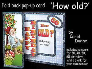 Fold Back Pop-up How Old?