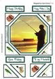 Fishing Card Front