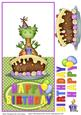 Dragons Birthday - Over the Top Card