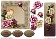 Card Front - Antique Roses 1