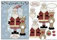 Card Front - Jolly Nicholas and Pal