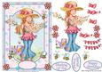 Card Front - Zoe Spring