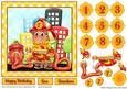 Topper - Adorable Fireman