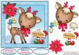 Deer Friends at Christmas