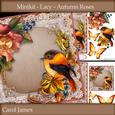 Minikit - Lacy - Autumn Roses