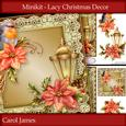 Minikit - Lacy - Christmas Decor