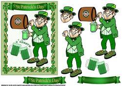 St Patricks Day Cheers
