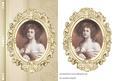 Vintage Framed Lady