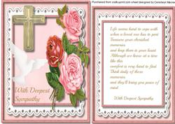 With Deepest Sympathy, 2, with Verse ,