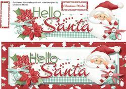 D.l Hello Santa ,