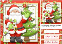 Santa's Ready for Christmas ,