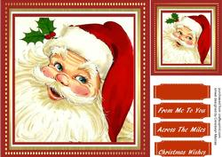 Lovely Jolly Santas ,