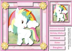 Beautiful Rainbow Unicorn ,