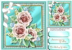 Tiffany's Beautiful Anniversary or Bithday Roses ,