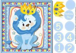 Little Lion Prince's Birthday