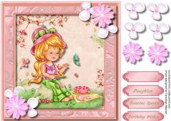 Lovely Springtime Picnic
