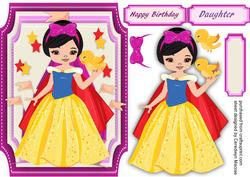 Bbeautiful Princess Snow White 2 ,