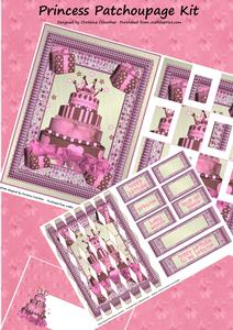 Princess Patchoupage Kit