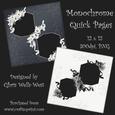 Monochrome Quick Pages