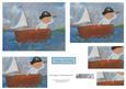 Pirate Pete Sails the Seas