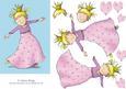 Dancing Princess Step by Step Decoupage