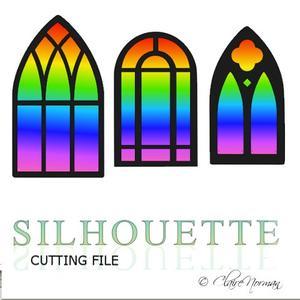 Various Silhouette Studio Files