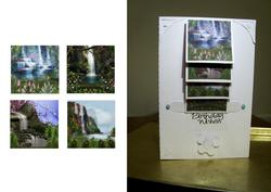 Card Templates Folded Cards