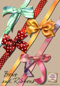 Bows and Ribbons 1