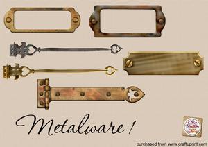 Metalware 1