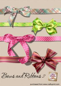 Bows and Ribbons 2