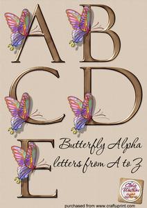Butterfly Alpha