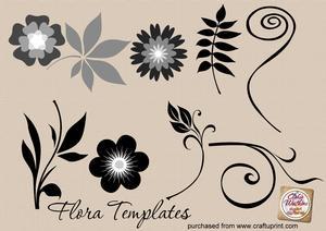 Flora Templates