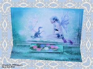 Dl Fantasy Fairy Dl Easel Kit