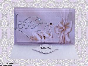 Wedding Dl Easel Kit