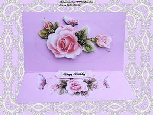 Rosy Glow Dl Easel Kit