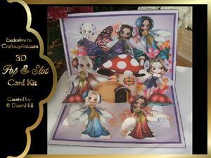 Pop & Slot - Fairies