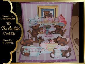 Pop & Slot - Teddy Bears Picnic