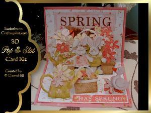 Pop & Slot - Spring Has Sprung