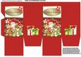 Milk Carton Gift Box - I Believe in Christmas