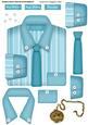 Build a Shirt Topper - Birthday / Retirement