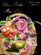 Flower Basket Mini Kit -tea Cup Roses 3