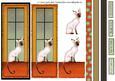 Everyday Quick Card- Art Deco Siamese Decoupage Sheet