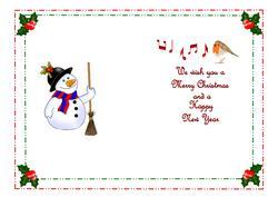 christmas cards insert juve cenitdelacabrera co