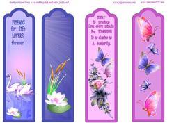 Beautiful Bookmarks