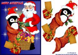 Santa's Ho Ho Ho