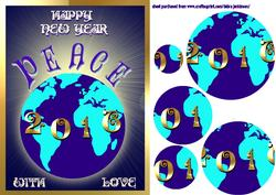 Peace for New Year 2016