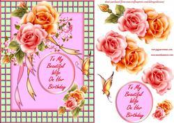 Ribbons and Roses